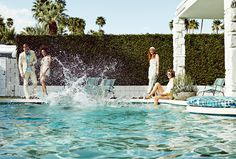 Editorial+Pool+Party,+Bon+Apetit+magazine+Shot+by+Julia+Galdo+and+Cody+Cloud+of+Juco+via+Goodmoods