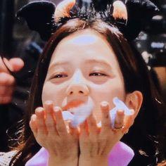 Yg Entertainment, Kim Jisoo Blackpink, My Girl, Cool Girl, Kim Sohyun, Blackpink Members, Funny Kpop Memes, Jennie Lisa, Blackpink And Bts
