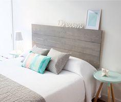 Decora dormitorio low cost estilo nórdico vintage Kenay Home | Kenay Home