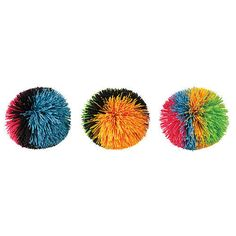 Koosh Ball - my best friend gave these to me all the time, but my parents got rid of them all at some point.