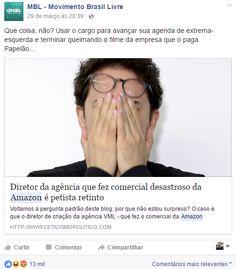 """A Amazon provocou o prefeito João Doria Jr. e ele não gostou. No dia 27 de março, o vídeo do e-reader Kindle criticou a guerra contra os pichadores. """"Cobriram a cidade de cinza"""" era o mote da campanha. Doria reagiu no dia seguinte no Facebook, irritado, chamando a empresa de oportunista e pedindo """"doações"""". A KaBuM!, que tem recorde de reclamações na internet, deixou de remunerar atletas gamers e foi campeã de reclamações na última edição da Black Friday, aproveitou para anunciar que daria…"""
