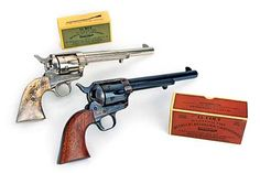 The Peacemaker Centennials Colt's Best Single Action Army Models