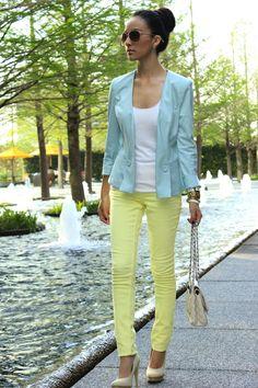 Spring Pastels: Yellow
