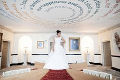 Ritva Westenius and Suzanne Neville ~ Minimalist Sophistication for a Romantic Wedding at Kensington Palace… | Love My Dress® UK Wedding Blog