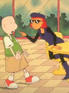 Before Miranda Priestly, there was Judy Funnie...