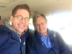 Brian Dietzen & David McCallum
