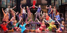 Meet the cast of Kinky Boots #Broadway #KinkyBoots #NYC
