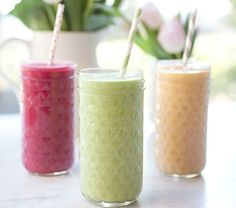 Make the most of summer's offerings with tasty fruit smoothies - Homemaker