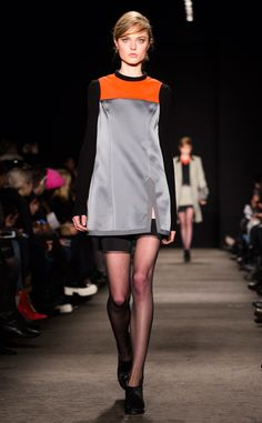Mod '60s from New York Fashion Week Fall 2013: Trends We Love   E! Online