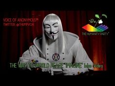 """Message To The Elite """"Start Packing, Your Days Are Numbered"""" Counters The NWO Attempt To Hi-jack Anonymous Hactivists """"One World Government"""" Message"""