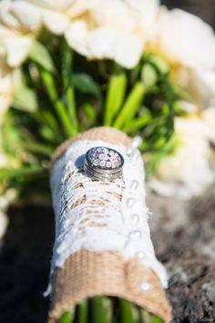 Mimi's Cookie Bar wedding, Flower Girl LA Flowers, Jax Union Ring