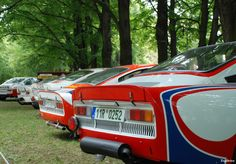 Skoda 130 RS Sport Cars, Rock And Roll, Garage, Vehicles, Carport Garage, Rock Roll, Rock N Roll, Garages, Car