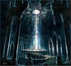 Temple of Chaon, Jin' Mual