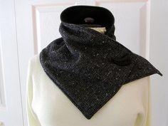 Unisex // Wool Tweed & Fleece NECKWARMER // por gmPurseanalities