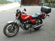 SUZUKI GSX250E 81 inspired vintage motorcycle classic bike shirt tshirt
