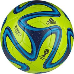 Adidas 2014 Brazuca Fifa World Cup Glider Ball Size 4 Orange Blue Soccer Gear, Soccer Cleats, Soccer Ball, Basketball Plays, Football Gear, Football Shoes, Dunham Sports, Adidas, World Soccer Shop
