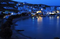 Hotels Folegandros | Hotel Vrahos | Karavostasi bay in Folegandros, Greece