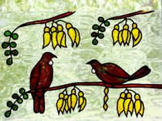 NZ Wood Pigeon, Going Home, New Zealand, Nativity, Stained Glass, Embroidery, Gallery, Drawings, Painting