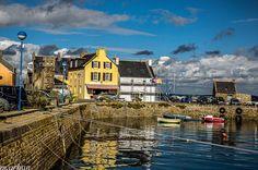 Petit port du Fret (Prequ'île de Crozon)