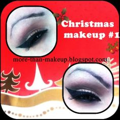 Click here to see the tutorial http://more-than-makeup.blogspot.it/2013/12/christmas-makeup-ideas-tutorial-1-idee.html#more