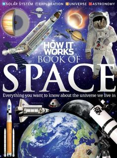 How it Works Book of Space by Imagine Publishing. $7.97. 146 pages. Publisher: Imagine Publishing; 1 edition (May 12, 2011)