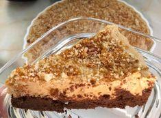 Τάρτα με κρέμα από φυστικοβούτυρο και καραμελωμένα αμύγδαλα Tiramisu, Ethnic Recipes, Food, Pies, Essen, Meals, Tiramisu Cake, Yemek, Eten