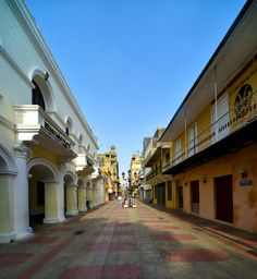 Zona Colonial en Santo Domingo, Republica Dominicana
