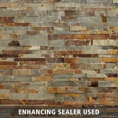 Jura Splitface Slate Panel Ledger - 6 x 24 - 100188796 Metal Wall Panel, Metal Walls, Polished Porcelain Tiles, Earth Tone Colors, Stone Veneer, Faux Stone, Faux Brick, Floor Decor, Wall Tiles