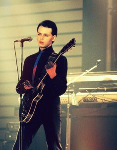 Gary Numan, the early years.
