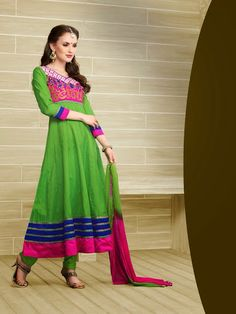 89878d1768 9 Best New Summer PREMIUM Anarkali COTTON SUIT Collection images in ...