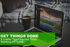 Get Things Done – How To Stay Organized #GTD