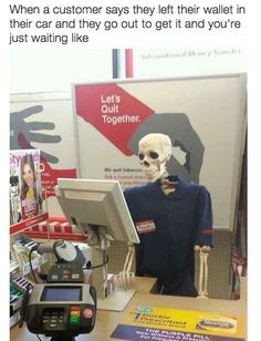 25 Pictures That Sum Up Being A Cashier