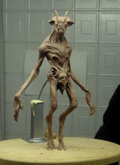 Aris Kolokontes art.: #Alien #maquette W.I.P.
