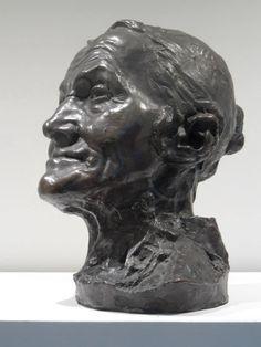 Camille Claudel - La Vieille Hélène - Patinated bronze1905