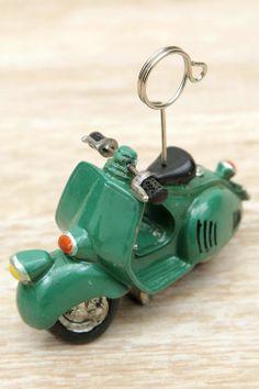 オリジナルカードスタンド バイク