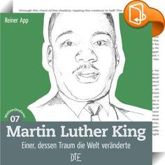 Martin Luther King    ::  Martin Luther King ist der Vorkämpfer der schwarzen Bürgerrechtsbewegung in den USA. Aber er ist noch viel mehr: Der geistige Vorfahr von US-Präsident Barack Obama. Der Vordenker der Diversity-Bewegung, der gesellschaftliche Vielfalt als große Chance entdeckte. Ein Prophet und ein tief Gläubiger, der wusste: Jeder Mensch wird - so wie er geschaffen ist - von Gott geliebt. Lass dich von seinem weltverändernden Traum anstecken und inspirieren.   99 Weltverändere...