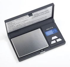 Pocket Digital Scales: 300 G X 0.05 G Ohaus Ya 302 Pocket Gold Jewelry Scale With Batteries Included BUY IT NOW ONLY: $64.99