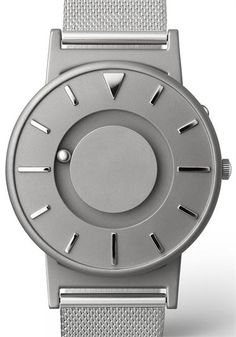 The Bradley Steel Mesh Watch - Available at Watchismo