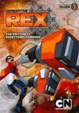 Generator Rex, Vol. 1 [DVD]