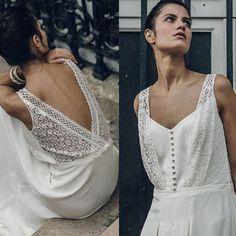 Robe de mariée Malot - Collection Mariage 2016 Laure de Sagazan