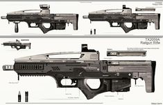 Talk about the latest airsoft guns, tactical gear or simply share with others on this network Anime Weapons, Sci Fi Weapons, Weapon Concept Art, Fantasy Weapons, Weapons Guns, Revolver, Rpg Cyberpunk, Future Weapons, Futuristic Art
