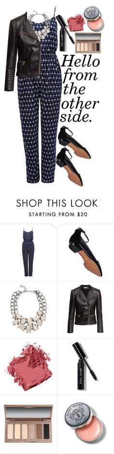 """""""Hello"""" by happy123321 ❤ liked on Polyvore featuring Forever New, 10 Crosby Derek Lam, BCBGMAXAZRIA, H&M, Bobbi Brown Cosmetics, Urban Decay, music, adele, hello and song"""