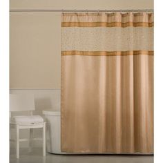 Free 2-day shipping on qualified orders over $35. Buy Maytex Buena Vista Fabric Shower Curtain, Natural at Walmart.com