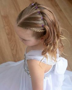 65 young girls braid hairstyles mother could for her prince .- 65 young girls braid hairstyles mother could try for her princess – Page 28 of 32 – Beautrends – - Young Girls Hairstyles, Easy Toddler Hairstyles, Girls Hairdos, Cute Little Girl Hairstyles, Princess Hairstyles, Flower Girl Hairstyles, Girl Haircuts, Crazy Hairstyles, Hairstyles For Children