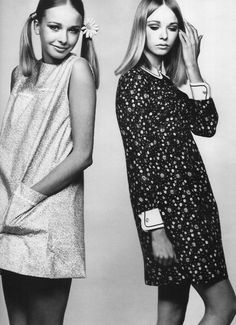 1960s dresses & we thought we were the bomb!