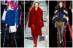 fall13- Abrigos de pelo se tiñen de colores eléctricos, Fun