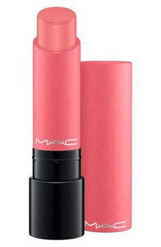 Obsessing over this MAC lipstick in the color 'Medium Rare'. It will add the perfect pop of pink to any look.