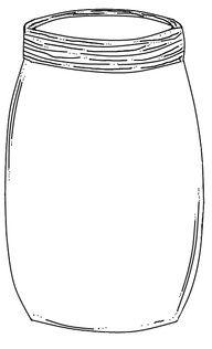 bug jar coloring page - Google Search