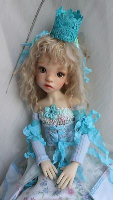 Blue Princess for All Kaye Wiggs MSD Dollstown | eBay