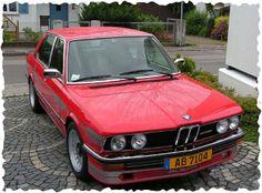 BMW E12 B7 Turbo